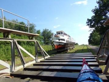 Pochylnia na Kanale Elbląsko-Ostródzkim