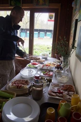 Nikt nie wyjdzie głodny (fot. Katarzyna Ugorowska)