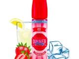 Strawberry Bikini Ice – Dinner Lady
