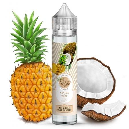Ananas Coco - Le petit Verger - 50ml