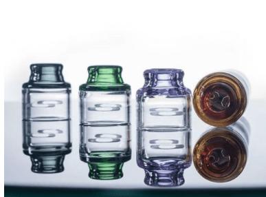 Asgard -Spectrum Cap Glass Mini -Trinity Glass