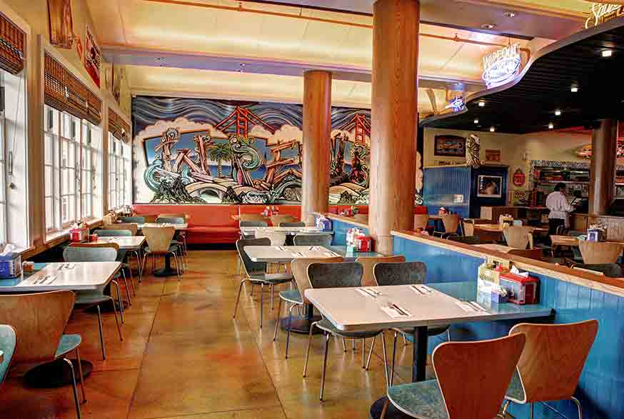 Seafood Restaurants San Francisco Bay Area