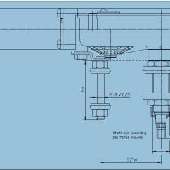 Ongaro Wiper Motor Wiring Diagram How To Draw Eye Doga 316 Series Motors Arms U0026 Blades Wipers Caes Customdoga