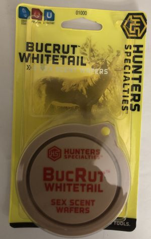 Whitetail Scent Wafers
