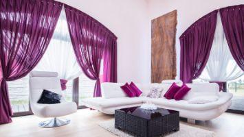 Tende e tendaggi sono complementi d'arredo che donano un tocco di colore agli ambienti. Arredare Casa Con Le Tende Consigli E Idee Di Design Da Copiare