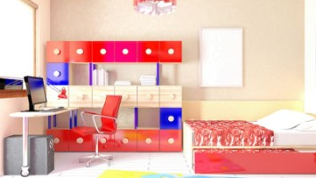Un motivo in più per prestare ai colori delle pareti delle camerette dei bambini l'attenzione che meritano. I Colori Perfetti Per Dipingere Le Pareti Della Cameretta