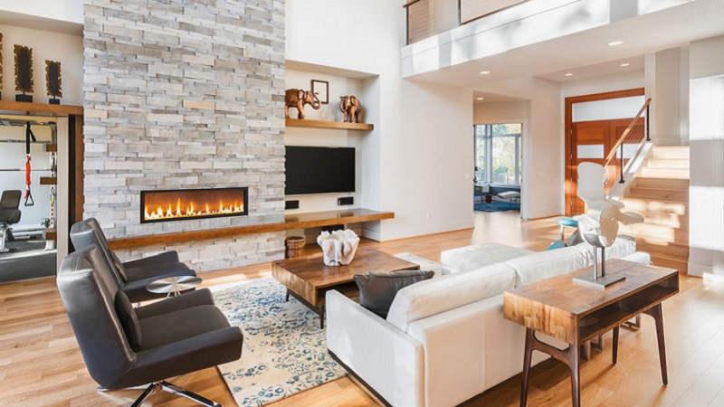 Piastrelle da rivestimento parete soggiorno vicenza. 10 Idee Per I Rivestimenti Delle Pareti Di Casa