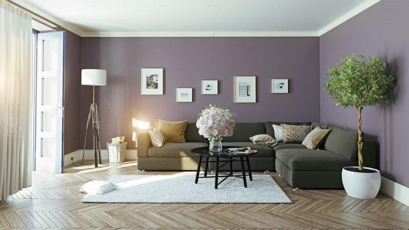 Quando si scelgono i colori per l'arredamento pareti e pavimenti hanno un ruolo. Abbinare I Colori Delle Pareti Con I Mobili Alcuni Consigli