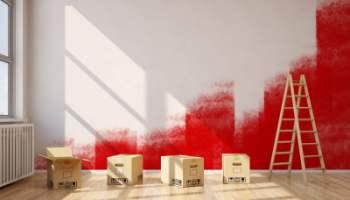 Quali colori immagini per la tua casa?usa le tue sfumature preferite per dipingere i tuoi stati d'animo e sfrutta i contrasti per creare arredamento grazie al colore. Scopri Come Pitturare Di Bianco Una Parete Rossa