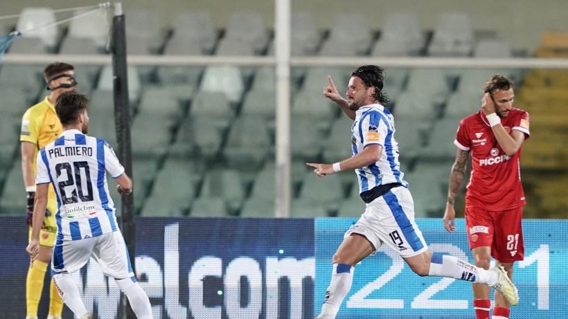 Playout Serie B Il Pescara Ribalta Il Perugia Virgilio