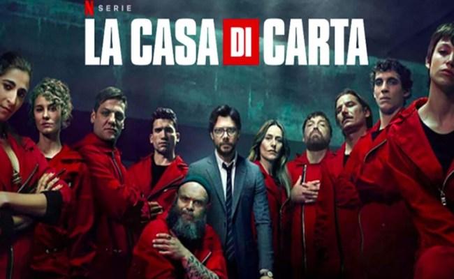 La Casa Di Carta 5 Quando Esce La Serie Tv Su Netflix