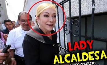 Lady Alcaldesa