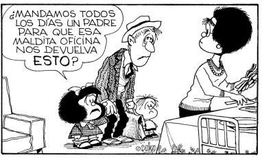 Mafalda cumple 52 años de cuestionar al mundo mafalda-16