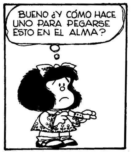 Mafalda cumple 52 años de cuestionar al mundo mafalda3