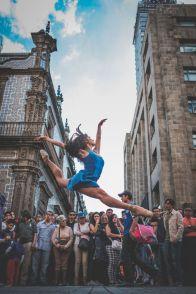 Este fotógrafo captó lo mejor de la CDMX con bailarines de ballet 5-1