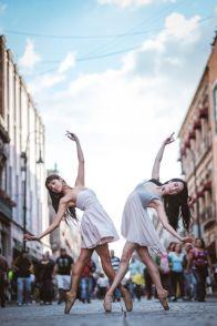 Este fotógrafo captó lo mejor de la CDMX con bailarines de ballet 6-1