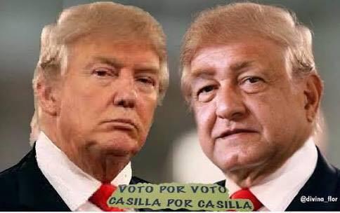 Los memes sobre la construcción del muro tras la victoria de Trump memes7-1