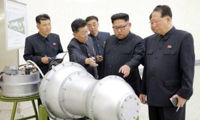 Corea del Norte acelerará su programa de armas nucleares, sanciones de la ONU, crisis norcoreana, misiles de Corea del Norte