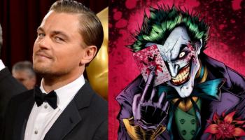 DC, DC cómics, El Guasón, Guasón, The Joker, Leonardo DiCaprio, Leonardo DiCaprio podría interpretar a The Joker,