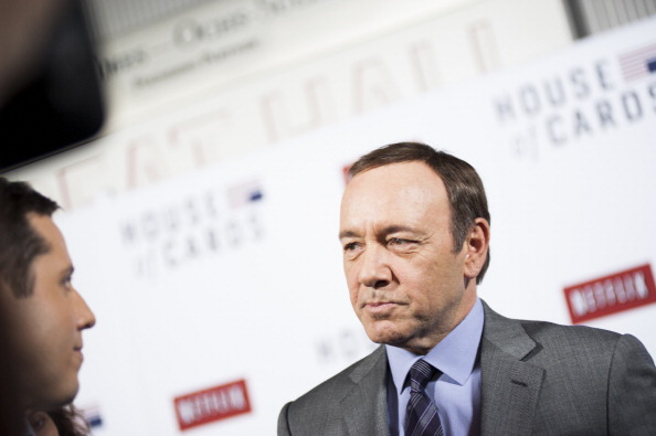 """Netflix cancela """"House of Cards"""" tras revelación de acoso de Kevin Spacey 160351985"""