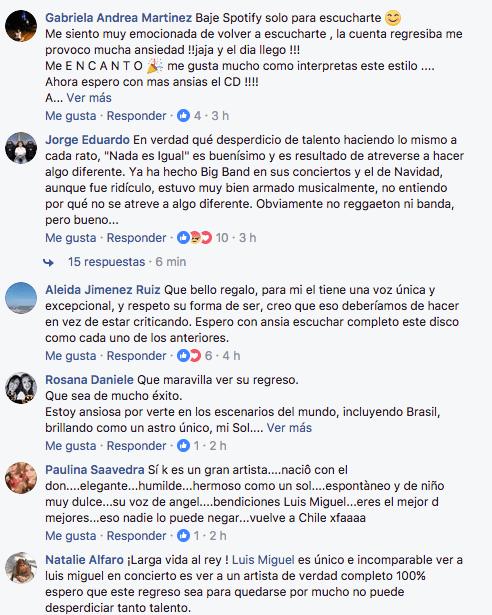 Luis Miguel estrena ''La Fiesta Del Mariachi'', Luismi, nueva canción de Luis Miguel, nuevo disco de Luis Miguel