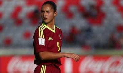 """Deyna Castellanos, Venezuela, """"The Best"""", Premio Puskas"""