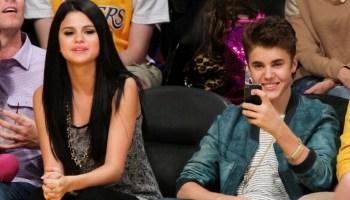 Selena Gómez, Justin Bieber, The Weeknd