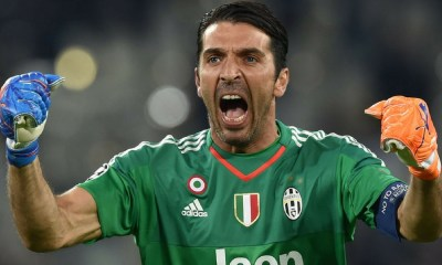 "Buffon gana el premio ""FIFA Best"" al mejor portero, Futbol, FIFA, The Best"