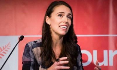 Jacinda Ardern, Jacinda Ardern gobernará Nueva Zelanda, Nueva Zelanda, elecciones en Nueva Zelanda, tercera mujer gobernante de Nueva Zelanda