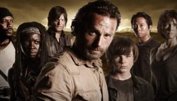 """Cuánto le pagan al elenco de """"The Walking Dead"""", The Walking Dead, Andrew Lincoln, Norman Redes, Chandler Riggs"""