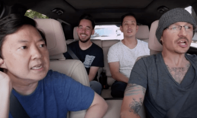 episodio de Carpool Karaoke de Linkin Park , Carpool Karaoke de Linkin Park, Carpool Karaoke, Carpool Karaoke de Chester Bennington, Chester Bennington, Muerte Chester Bennington
