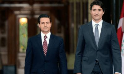 Justin Trudeau visitó México, primer ministro de Canadá, primer ministro de Canadá visitó México, Trudeau visita México, Justin Trudeau visita México, Enrique Peña Nieto, Justin Trudeau y Enrique Peña Nieto