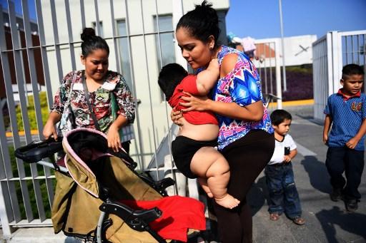 Un caso sin explicación: bebé mexicano con sobrepeso 000_U53GE