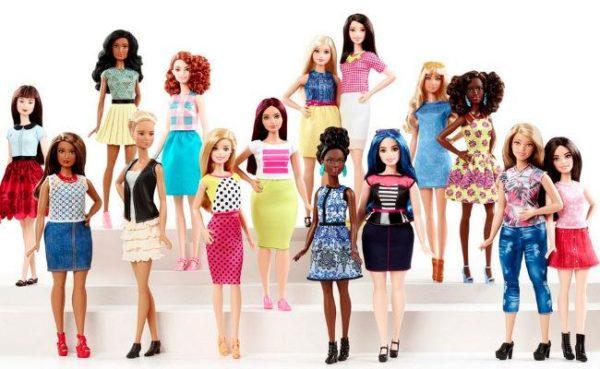 Barbie con hiyab, la nueva colección de Mattel para honrar a una atleta 6-mu%C3%B1ecas-que-promueven-la-diversidad-600x369