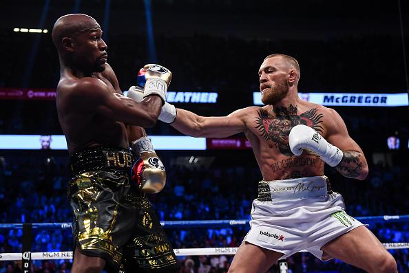 ¿Otra pelea del siglo?, De La Hoya retó a Conor McGregor 841302600