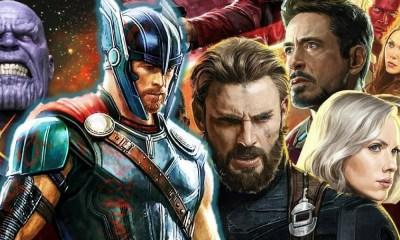 trailer de ''Avengers: Infinity War'', Avengers Infinity War, Capitán América, Iron Man, Thor, Thanos, Chris Evans, Robert Downey Jr., Scarlett Johanson