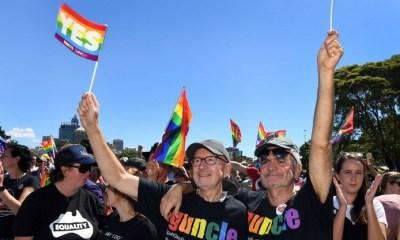 Australia, Australia vota a favor del matrimonio homosexual, matrimonio homosexual, Parlamento de Australia