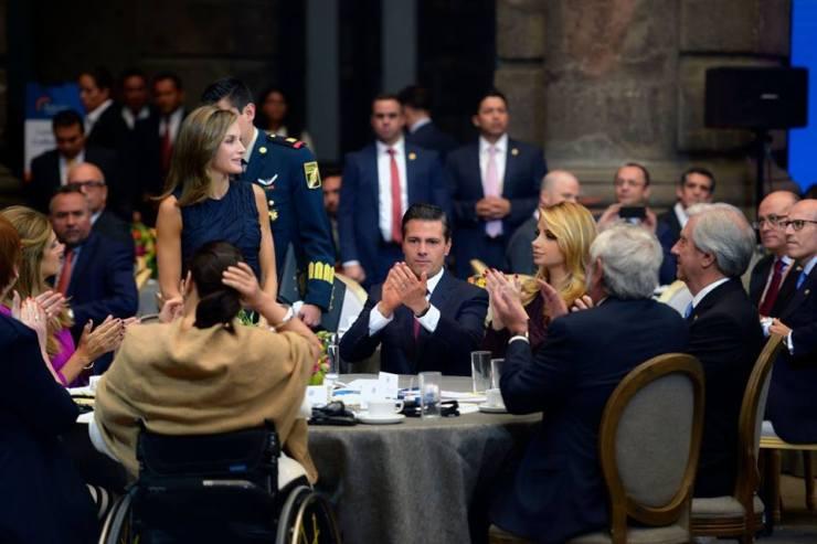 Peña Nieto afirma que México trabaja para disminuir mortalidad por cáncer DOnOdqRWAAA7On4