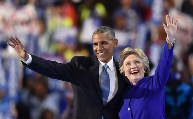 Departamento de Justicia en EU examina si investigarán a Hillary Clinton barack-obama-hillary-clinton-afp_650x400_81469693607