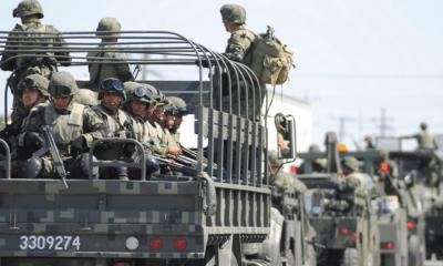 Ley de Seguridad Interior, destacado, Comisión de Gobernación, militares, dictamen de Ley de Seguridad Interior
