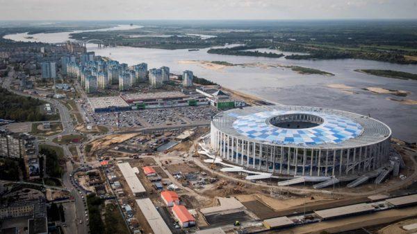 partidos del Mundial se jugarán el día de las elecciones, Sorteo de grupos del Mundial Rusia 2018, Mundial de Rusia 2018, Rusia 2018, fase de grupos Rusia 2018, Estadio de Nizhni Nóvgorod