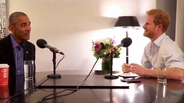 En una exclusiva real, el príncipe Harry entrevista a Obama 601992-944-527-600x335