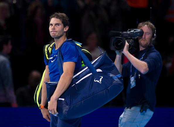 Rafael Nadal no jugará en el Torneo de Abu Dabi, lesión de Rafael Nadal, Rafael Nadal