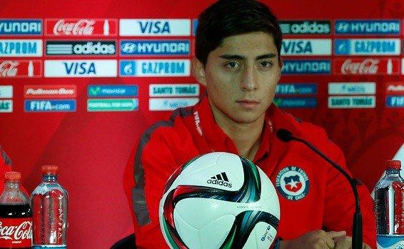 El chileno Fabián Monilla