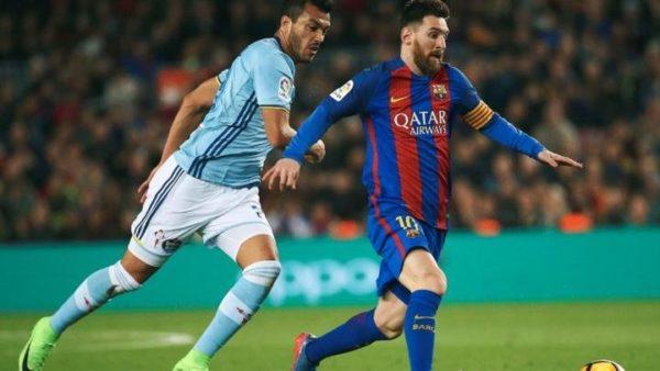 Barcelona empató