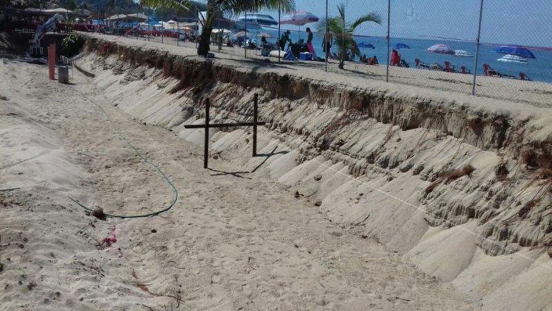 Piden retirar malla ciclónica en Nayarit por invadir zona federal DQDnfPsVQAAhh4P