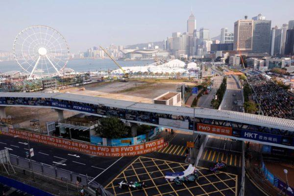 Carrera de Hong Kong