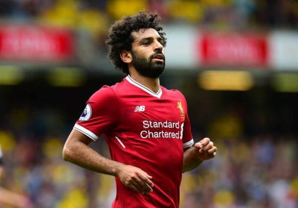 Mohamed Salah jugador egipcio