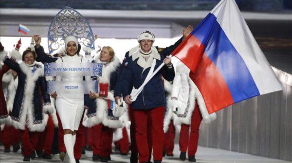 Rusia fuera como delegación olímpica