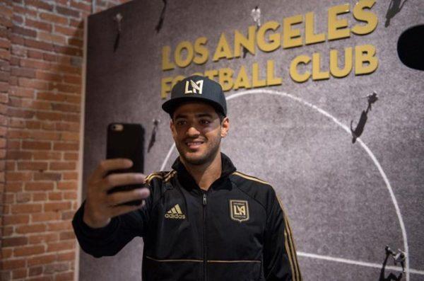 Carlos Vela será jugador de Los Angeles